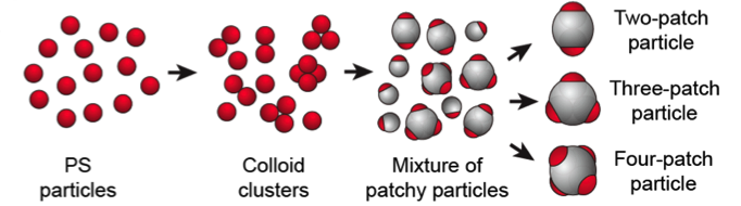 Patchy Particle Assembly with a Twist
