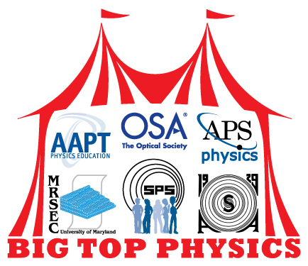 Big Top Physics logo