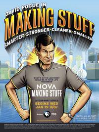 Making Stuff, NOVA