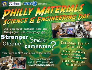 Philly Materials Science & Engineering Day 2011
